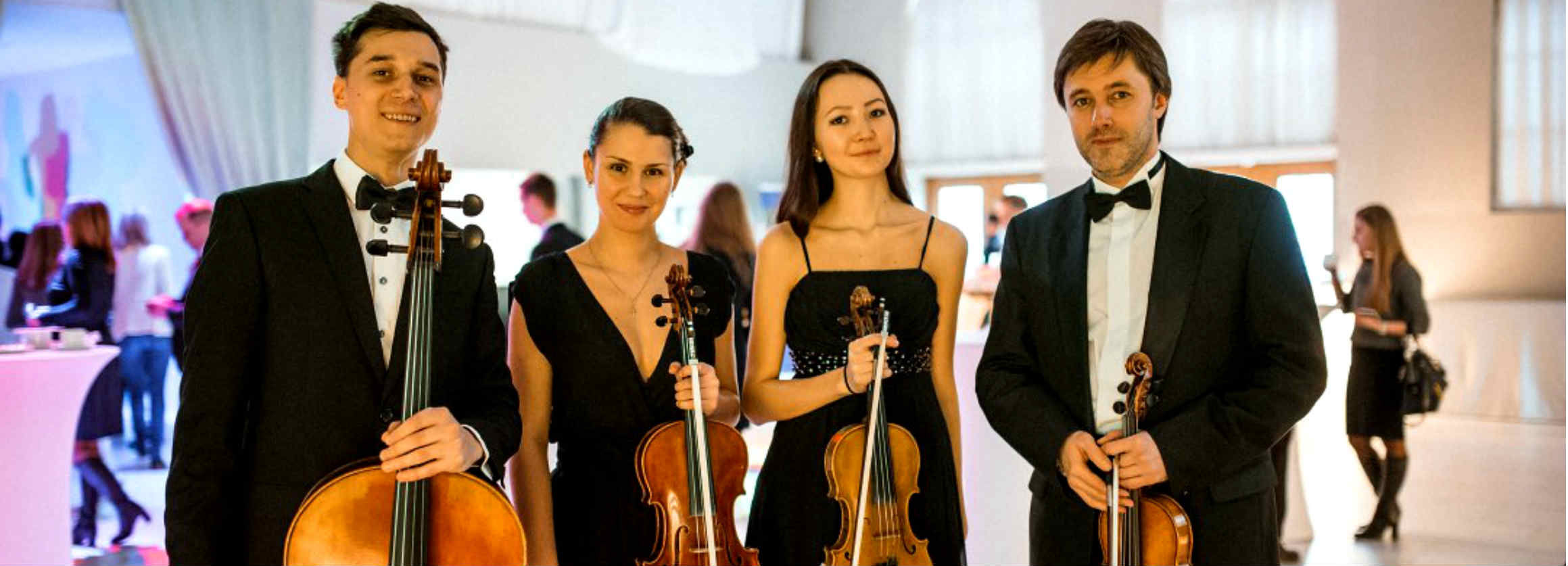 Providence String Quartet: ceremony music,string quartet for corporate events, string quo, string trio